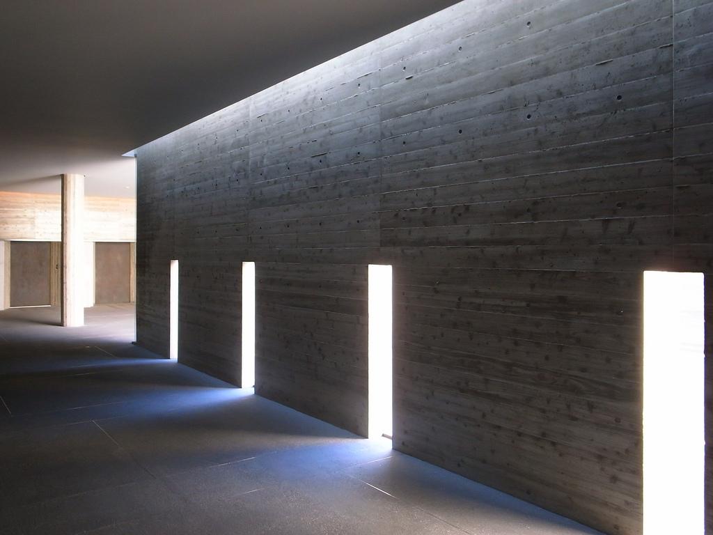 Place: Nakatsu, Oita Architect: Fumihiko Maki